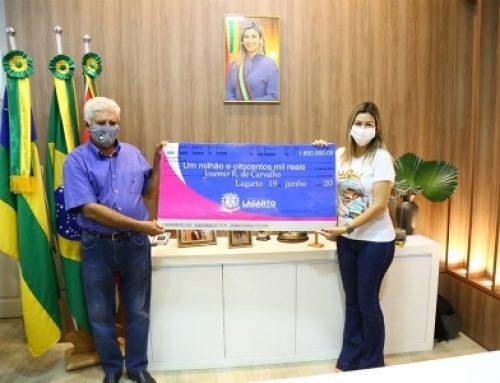Câmara Municipal aprova projeto da prefeitura de Lagarto para a doação do terreno para o Hospital de Amor