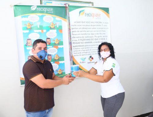 Prefeitura de Lagarto lança o projeto  'Bons óleos! Você doa, nós reciclamos a natureza agradece'