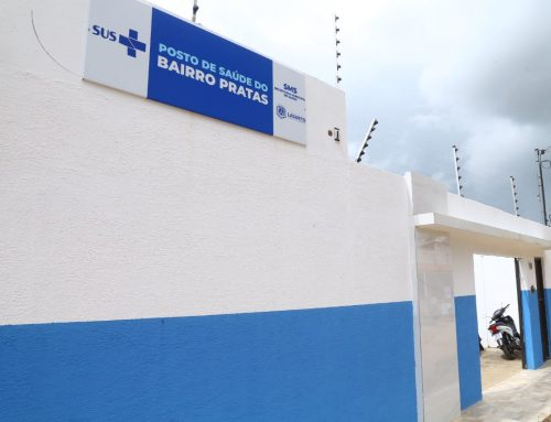 Prefeitura de Lagarto inaugura Posto de Saúde do Bairro Pratas
