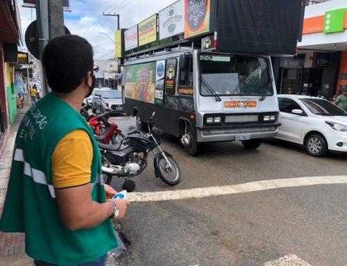 Medidas contra a poluição sonora: Prefeitura de Lagarto vai regulamentar e fiscalizar atividade de veículos de propaganda