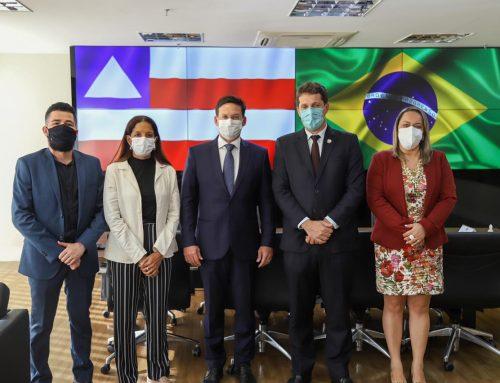 Prefeitura de Lagarto presente em Brasília, pela vacinação e valorização dos serviços prestados pela Assistência Social