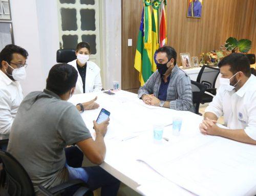 Prefeitura de Lagarto e DER discutem duplicação do trecho da Rod. Antônio Martins, na entrada da cidade