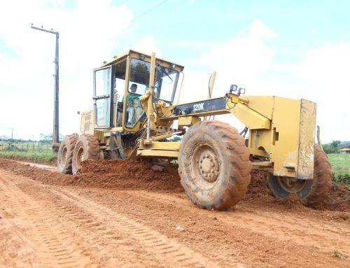 Prefeitura de Lagarto segue com a revitalização de estradas vicinais