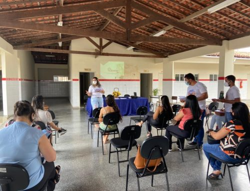CEREST Regional Lagarto realiza capacitação para profissionais da Saúde