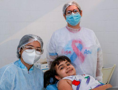 Prefeitura de Lagarto realiza Dia das Crianças no Centro de Especialidades Odontológicas