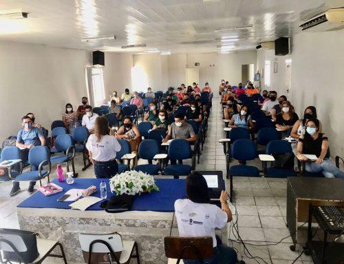 Prefeitura de Lagarto orienta os gestores escolares para a avaliação do SAESE
