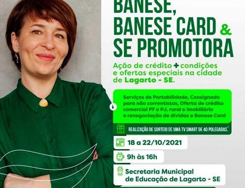 Banese oferecerá plantão com serviços exclusivos para servidores da Prefeitura de Lagarto
